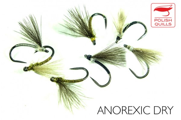 Anorexic dry fly