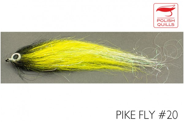 Pike Flies