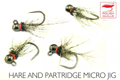 Hare and Partridge micro jig