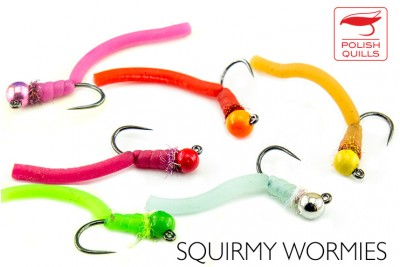 Squirmy Wormies
