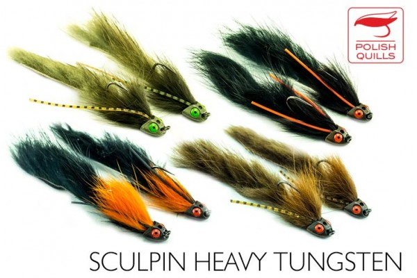 Sculpin heavy tungsten