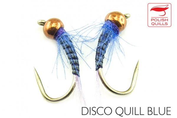 Disco quill