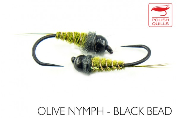 Olive nymph