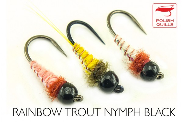 Rainbow trout nymph