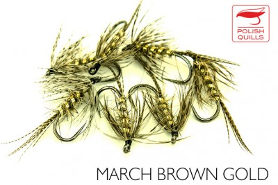 March Brown Gold